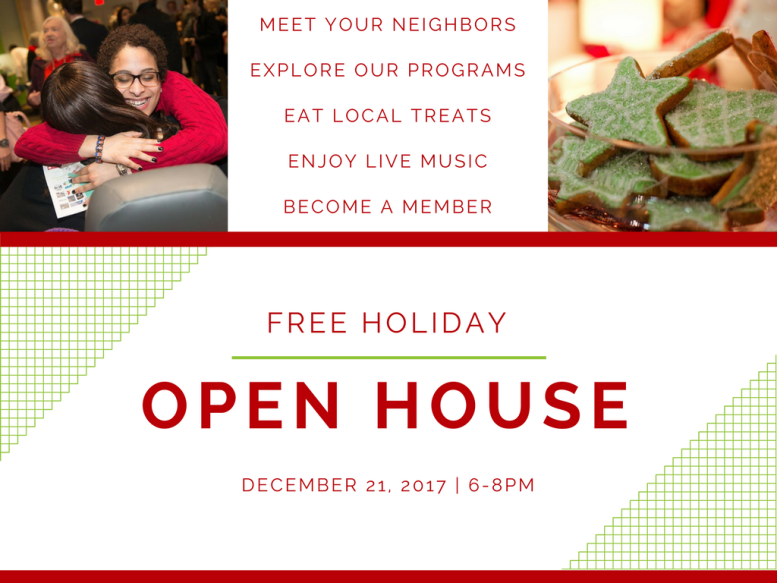 Holiday Open House SCREEN